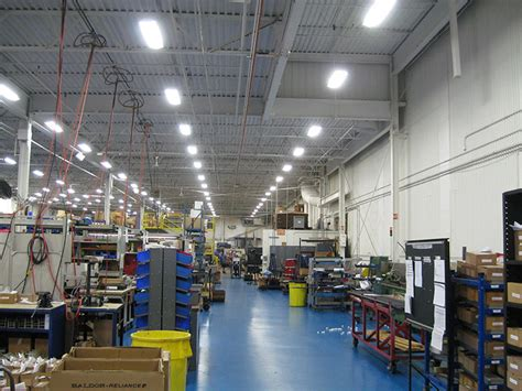 energy efficient led lighting for manufacturers led
