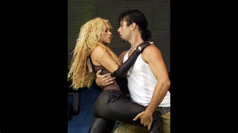Shakira In Hot Leather Sex Youtube