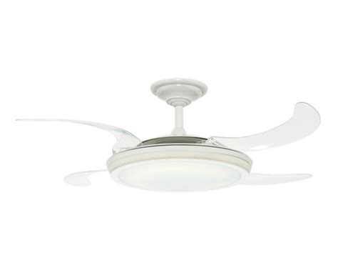 ceiling fans with hidden blades white ceiling fan with light and remote casablanca