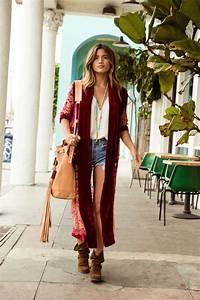 Style Chic Femme : style hippie chic profitez du printemps et de l 39 t en beaut ~ Melissatoandfro.com Idées de Décoration