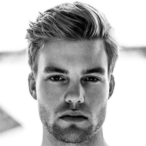 Hairstyles For Men With Thick Hair   Men's Hairstyles
