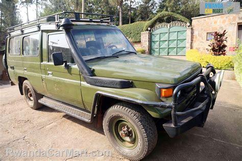 Used Toyota Suv 081996 1996 Toyota Land Cruiser Troop