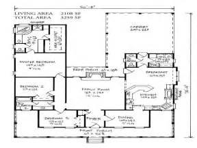 Metal Building House Floor Plans