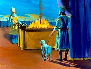 E27-2: The brazen altar teaches us that there is NO ...