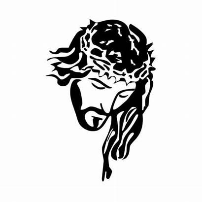 Jesus Christ Stickers Sticker God Decals Vinyl