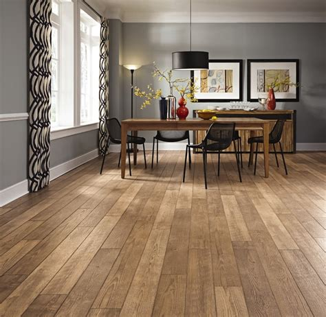 Medium Laminate Flooring  Mannington Restoration