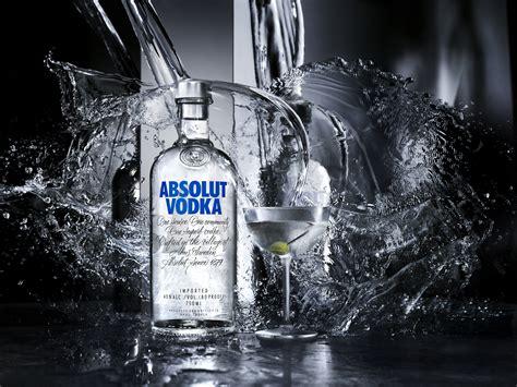 Absolut Vodka Unveils Bottle Redesign
