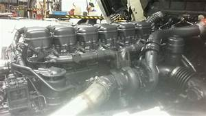 V8 Scania 13l Engine