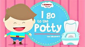Potty song potty training poop song the kiboomers for Can you train a cat to go outside for bathroom