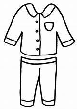 Pajama Coloring Pyjama Drawing Pijama Template Llama Pajamas Preschool Pyjamas Google Activities Zoeken Outlines Party Crafts Jules Kleurplaat Pyama Dia sketch template
