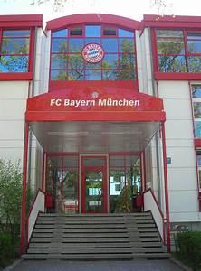 S U00e4bener Stra U00dfe  Az Fc Bayern M U00fcnchen Klubk U00f6zpontja