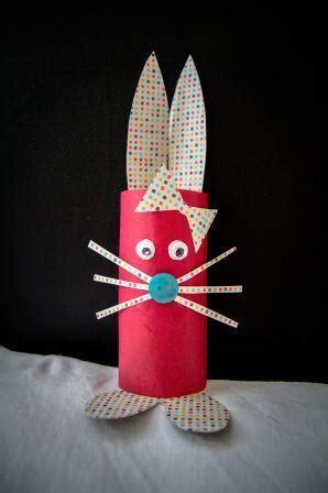 j ai fait un lapin avec un rouleau de papier toilette paperblog