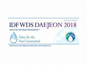 We Will Be Exhibitor At Wds