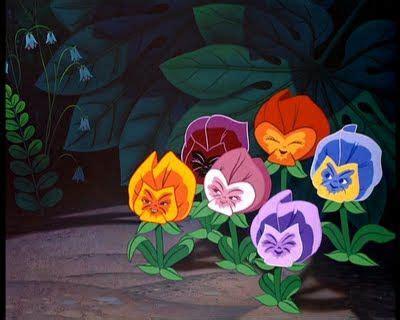 alice  wonderland flowers google search artsy fartsy