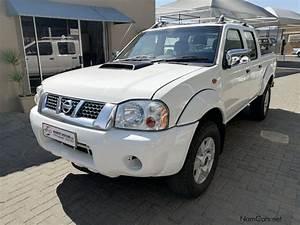 Used Nissan Np300 Hardbody 2 5 Tdi 4x4 P  U D  C