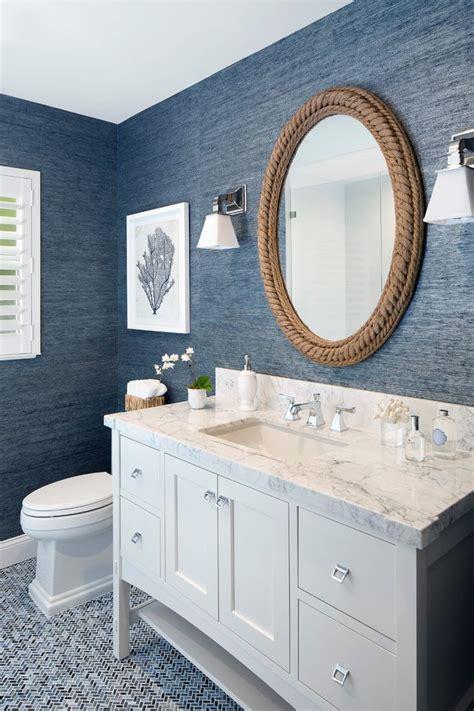 54 bathroom vanity powder room beach style with sconce wooden vanities tops
