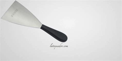 tringle cuisine spatule triangle inox spatule et pelle de cuisine
