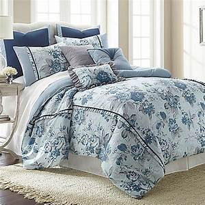 pacific coast textiles farmhouse reversible comforter set With bed bath and beyond pacific coast pillows