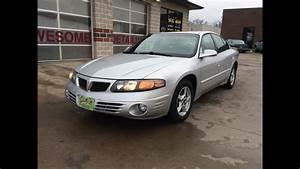 2000 Pontiac Bonneville Se - Sold
