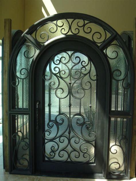 custom iron doors custom iron doors wrought iron front door co