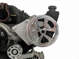 Ls Truck Manual Tension Alternator  And Power Steering