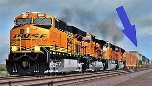 The Longest Bnsf Train