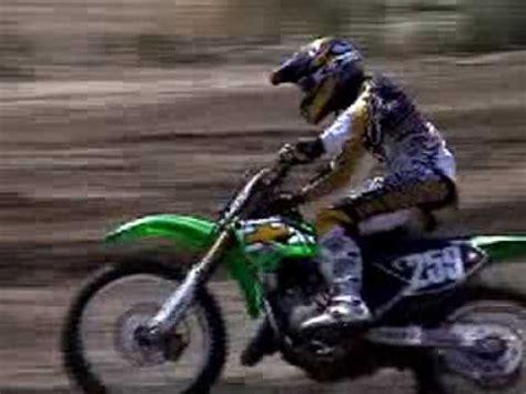 lucas pro motocross motocross james bubba stewart kawasaki 125 2t youtube