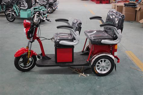 Three-wheeled 3 Wheel Electric Bicycle