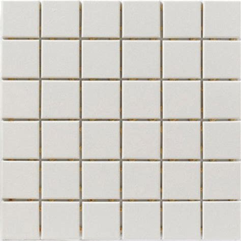 Roca Tile Color Collection by Roca Color Collection Porcelain Unglazed Dot Mounted