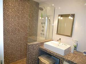 refaire sa salle de bain en 3d sedgucom With renover une salle de bain carrelee