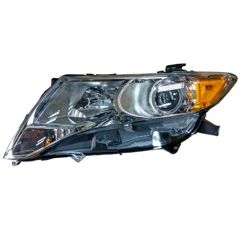 toyota venza fog light assembly for toyota venza 2009 2015 north american version glass