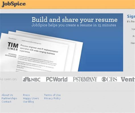 Best Resume Builder Websites by Exle Resume Best Resume Builder