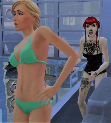 Hungry For Summer Holiday Thesims