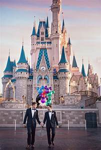 magical wedding at walt disney world39s most loved With walt disney world honeymoon