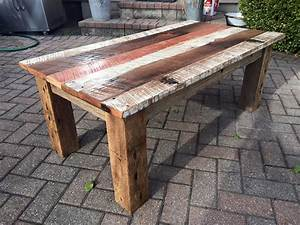 Diy reclaimed barn wood coffee table crafts dma homes for Barnwood outdoor table