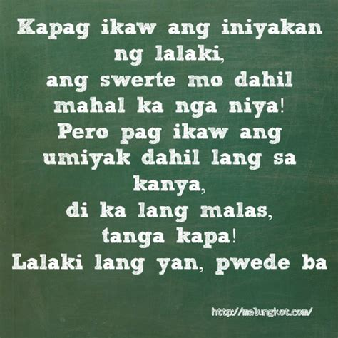 tagalog love quotes  valentines day
