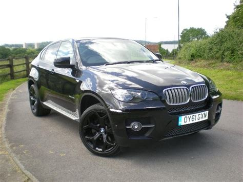 Bmw X6 Salvage In Uk