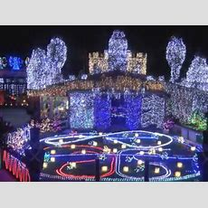 Rock 'n' Roll Christmas Light Display In New Zealand Puts Everyone Else To Shame  News 5 Cleveland