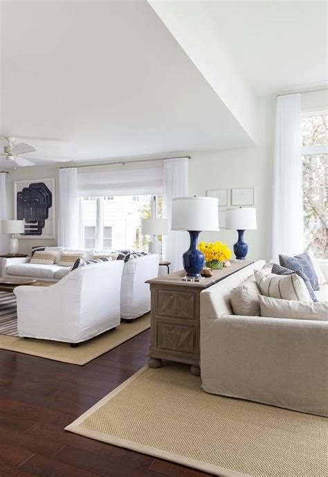 long divided living rooms design ideas