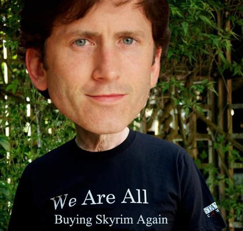 Todd Howard Memes - we are all buying skyrim again todd howard know your meme