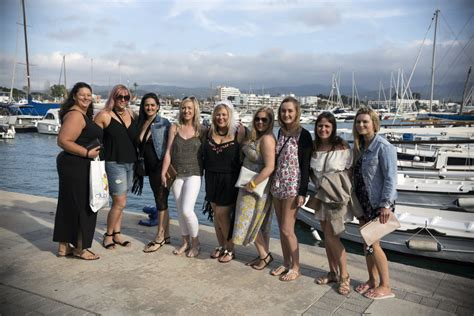 The Boat Party Weekender by The Ultimate Ibiza Weekender Hen Party Special What To