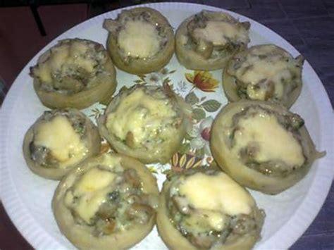 cuisiner fond d artichaut recette de fonds d 39 artichauds farcis aux chignons