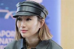 Design Taxi Singapore Sammi Cheng Seen In Public For First Time After Andy Hui