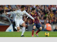 Liga Cristiano Ronaldo Real Madrid sacré MVP, Lionel