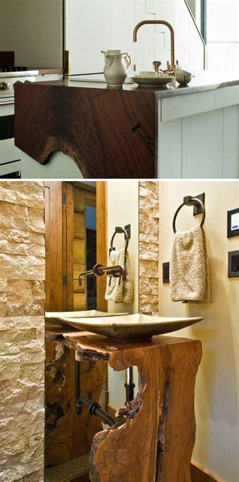 top  cool decorating ideas   edge wood