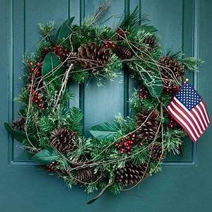 1000 images about Patriotic Christmas Red White & Blue