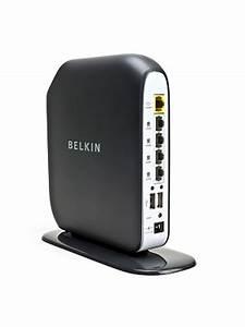 Belkin N300 Router Manual