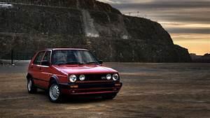 Volkswagen Golf II Wallpapers - Wallpaper Cave