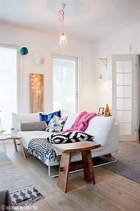Idée Déco Petit Appartement : inspirations d co pour un petit appartement le so girly blog ~ Zukunftsfamilie.com Idées de Décoration