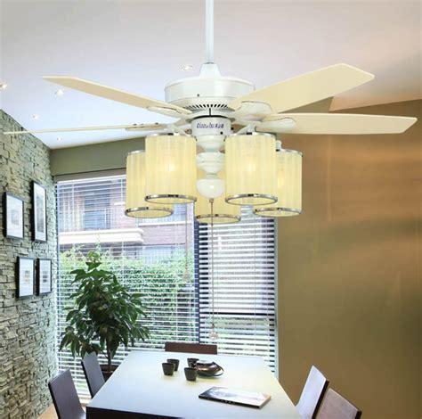 modern ceiling fan fancy ceiling light living room dining